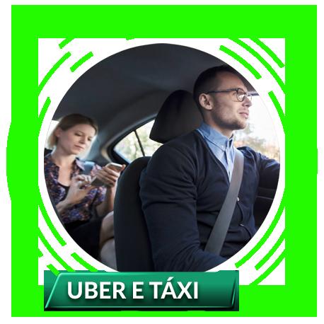 uber e táxi